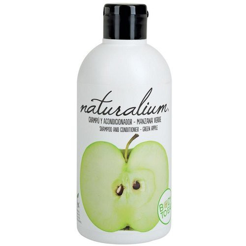 Naturalium Raspberry Fragrance Hair Shampoo and Conditioner Apple