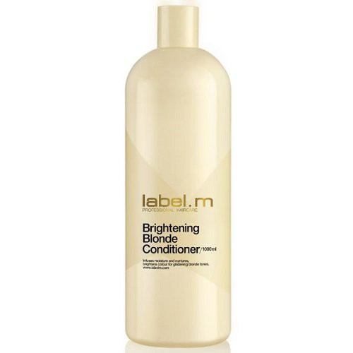 Label M Brightening Blonde Hair Conditioner 1000ml