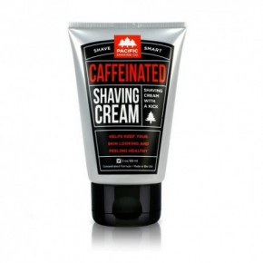Pacific Caffeinated Shaving Cream 89ml