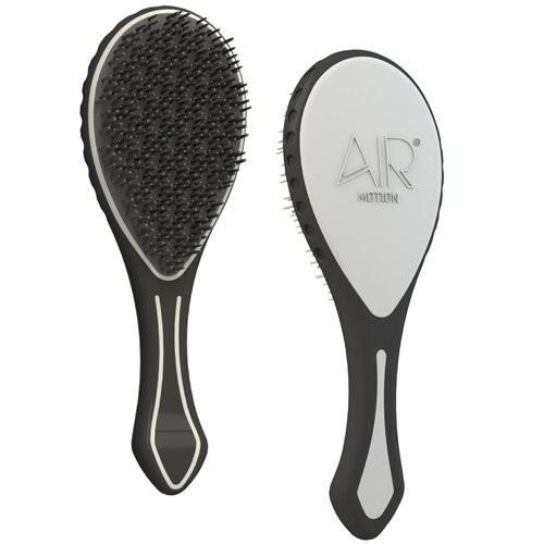 Air Motion White Hairbrush White