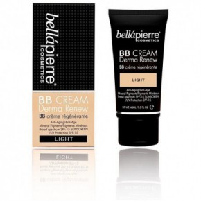 BellaPierre Derma Renew BB Cream - Light