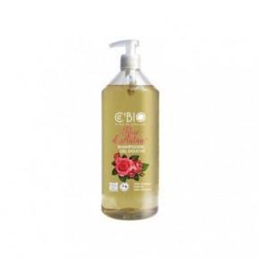 Cebio Rose Hair Shampoo And Shower Gel 1000ml