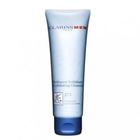 Clarins Exfoliating Face Cleanser for men 125ml