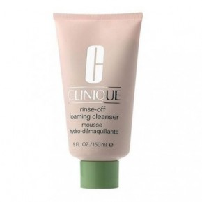 Clinique Rinse-Off Foaming Makeup Cleanser 150ml