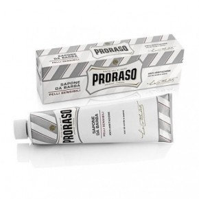 Proraso White Shaving Soap In A Tube 150ml