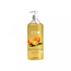 Cebio Mandarin And Orange Bath And Shower Gel 500ml