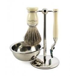 Edwin Jagger 4 Piece Shaving Set