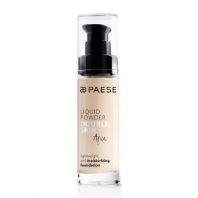 Paese Liquid Powder Double Skin Aqua Foundation