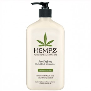 Hempz Age Defying Herbal Body Moisturizer 500ml