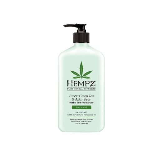 Hempz Exotic Green Tea & Asian Pear Herbal Body Moisturizer 500ml