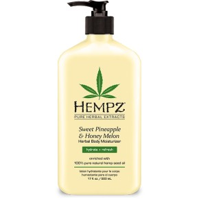Hempz Sweet Pineapple & Honey Melon Herbal Body Moisturizer 500ml