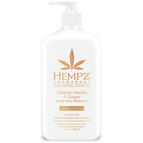 Hempz Tahitian Vanilla & Ginger Herbal Body Moisturizer 500ml