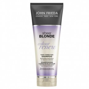 John Frieda Sheer Blonde Colour Renew Tone-Correcting Shampoo 250ml