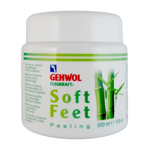 Gehwol Fusskraft Soft Feel Feet Scrub 125ml