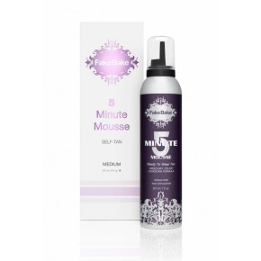 Fake Bake 5 Minute Mousse Self-Tan 207ml