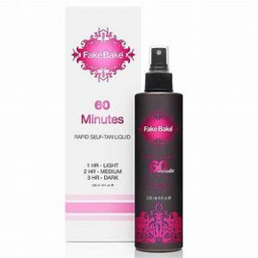 Fake Bake  60 Minutes Self Tan Liquid  236ml