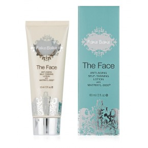 Fake Bake The Face Anti-Ageing Self-Tan Lotion with Matrixyl-3000 60ml