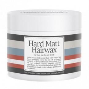 Waterclouds Hard Matt hair wax 100ml