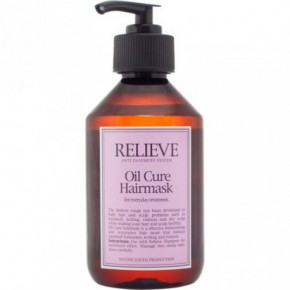 Waterclouds Relieve Oil Cure hair mask 250ml
