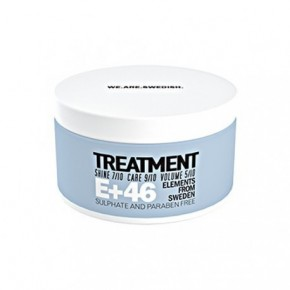 E+46 Moisture Hair Treatment 200ml