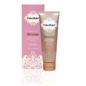 Fake Bake  Bronzer Instant Tan Lotion  125ml