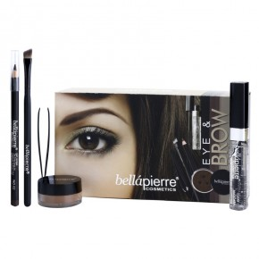 BellaPierre Eye & Brow Complete Kit