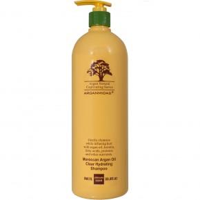 Arganmidas Arganmidas Moroccan Argan Oil Clear Hydrating Shampoo 1000ml