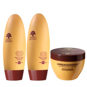 Arganmidas Arganmidas Moroccan Argan Oil Clear Hydrating Trio