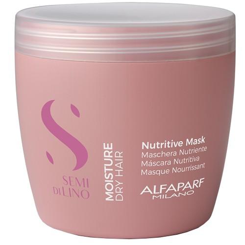 AlfaParf Milano Semi Di Lino Moisture Nutritive Hair Mask 200ml