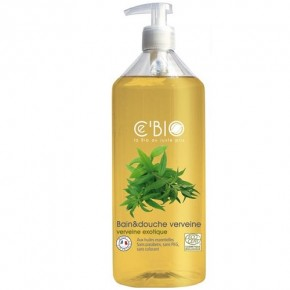 Cebio Exotic Verbena Bath And Shower Gel 500ml