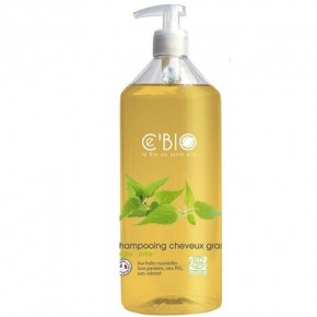 Cebio Clay And Nettle Extract Hair Shampoo 500ml