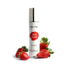 Uoga Uoga Strawberry Explosion Natural Moisturising Body Lotion 100ml