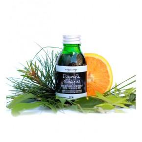 Uoga Uoga Jungle Elixir Natural Restoring Hair Oil-Mask 100ml