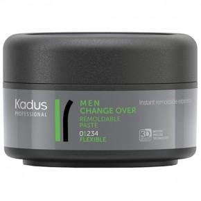 Kadus Professional Men Change Over Remoldable Hair Paste 75ml