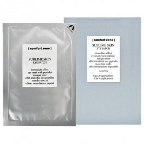 Comfort Zone Sublime Skin Immediate Effect Eye Patch With Peptides