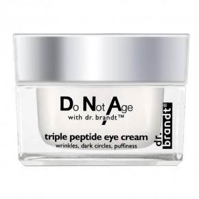 Dr. Brandt Do Not Age Triple Peptide Eye Cream 15g