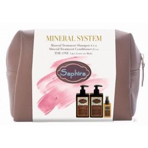 Saphira Mineral System Travel Bag Set