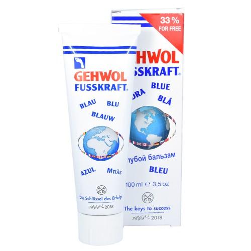 Gehwol Fusskraft Blue Dry Rough Skin Cream 75ml