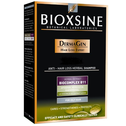 Bioxsine Dermagen Shampoo for Oily Hair 300ml