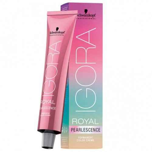 Schwarzkopf Igora Royal Pearlescence Hair Dye 60ml