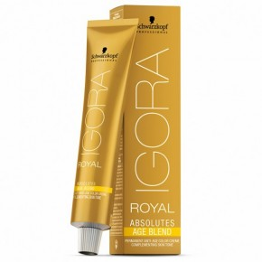 Schwarzkopf Igora Royal Absolutes Age Blend Hair Dye 60ml