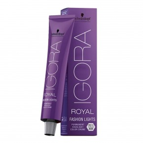 Schwarzkopf Igora Royal Fashion Lights Hair Dye 60ml