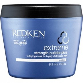 Redken Extreme Strength Builder Plus Fortifying Hair Mask 250ml