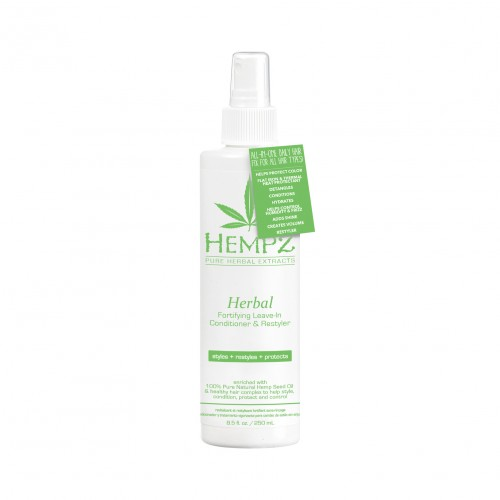 Hempz Herbal Fortifying Leave-in Conditioner & Restyler 250ml