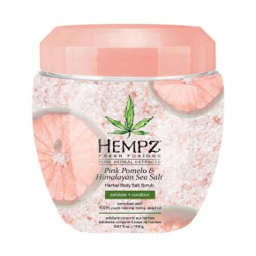 Hempz Pink Pomelo & Himalayan Sea Salt Body Scrub 155g
