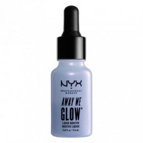 NYX Professional Makeup Away We Glow Liquid Booster 12.6ml
