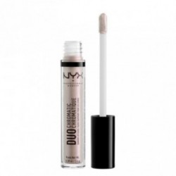 NYX Professional Makeup Duo Chromatic Lip Gloss 2.4g