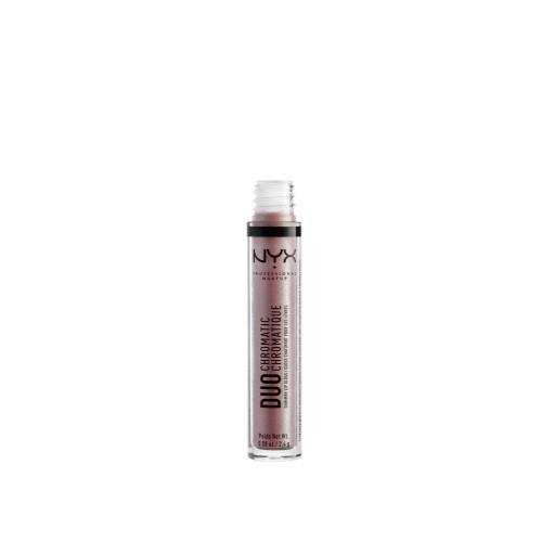 NYX Professional Makeup Duo Chromatic Lip Gloss 2.4g