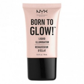 NYX Professional Makeup Born to Glow Liquid Illuminator 18ml