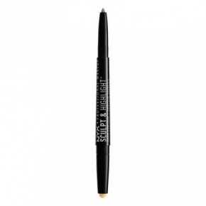 NYX Professional Makeup Sculpt & Highlight Brow Contour 0.8g